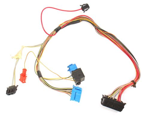 Headlight Switch Wiring Harness Jetta Golf Gti Cabrio