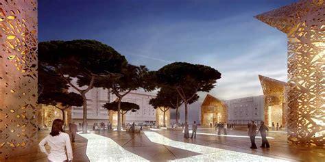 florence square fez building morocco  architect
