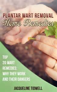 Plantar Wart Removal Home Remedies