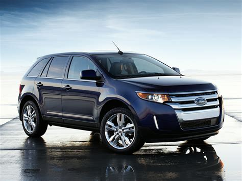Ford Edge Price Photos Reviews Features