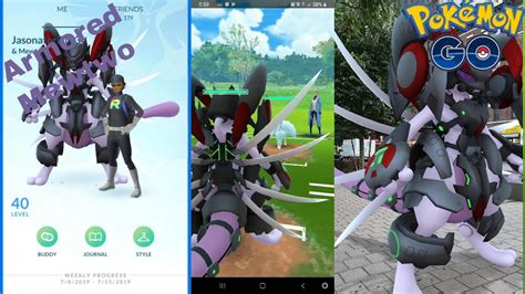 pokemon  armored mewtwo pvp  youtube