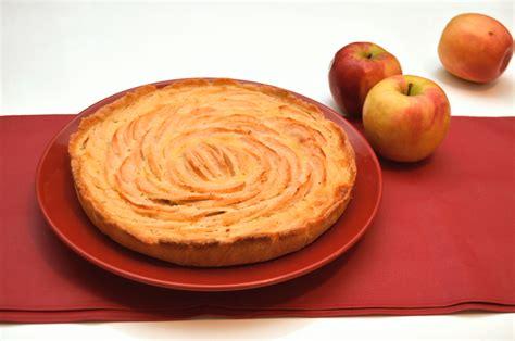 tarte normande aux pommes sans calvados crookies
