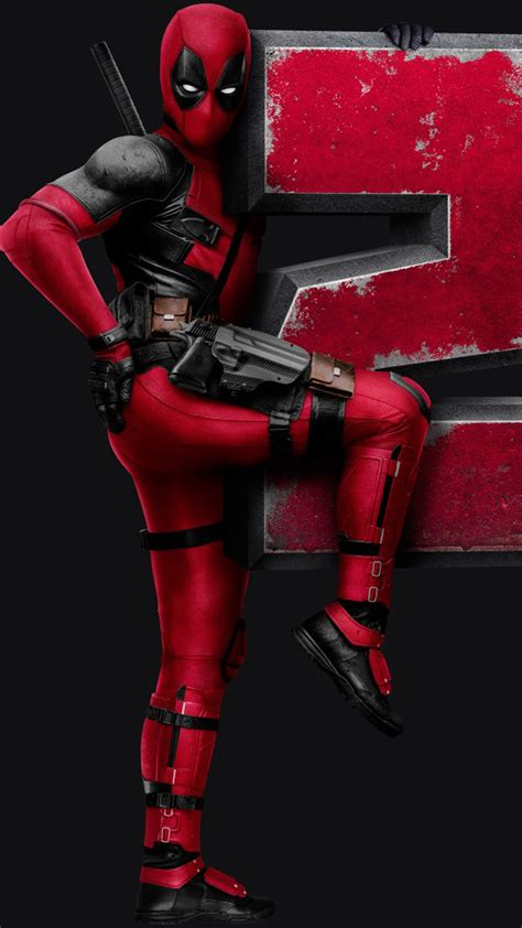 deadpool  poster  pure  ultra hd mobile