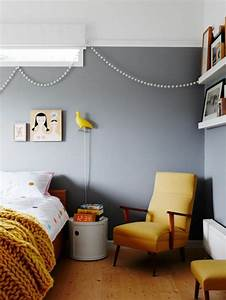 1001 idees de decors avec couleur moutarde des conseils With superior idee couleur mur salon 3 1001 conseils et idees pour une chambre en rose et gris