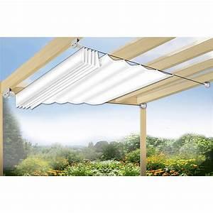 floracord seilspanntechnik bausatz inkl sonnensegel weiss With französischer balkon mit seil für sonnenschirm