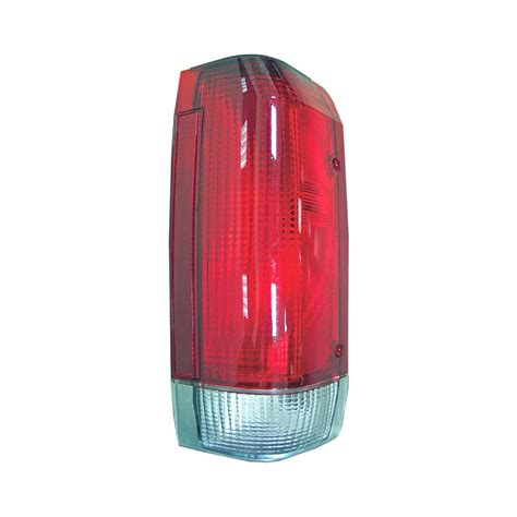 ford f150 tail lights replacement dorman ford f 150 styleside 1987 replacement tail light