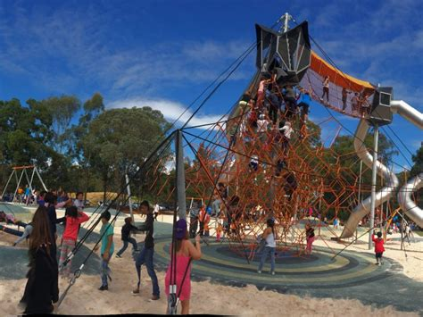 fairfield adventure playground play  design