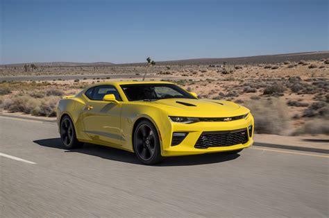 2016 Chevrolet Camaro Ss First Test  Motor Trend