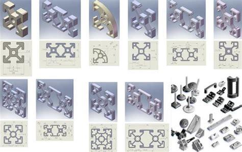 aluminium profile aluminium profile accessories