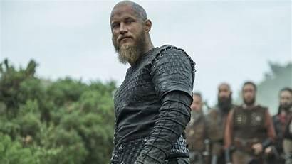 Ragnar Vikings Lodbrok Wallpapers Season Series Wallpapercave