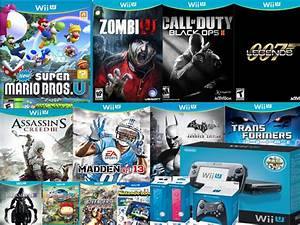 Want the wii u launch titles full list get it here for Wii u launch titles full list