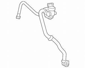 Genuine Chevrolet Cruze Vacuum Hose 13457666