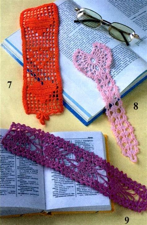 ornate lace bookmarks  crochet crochet kingdom