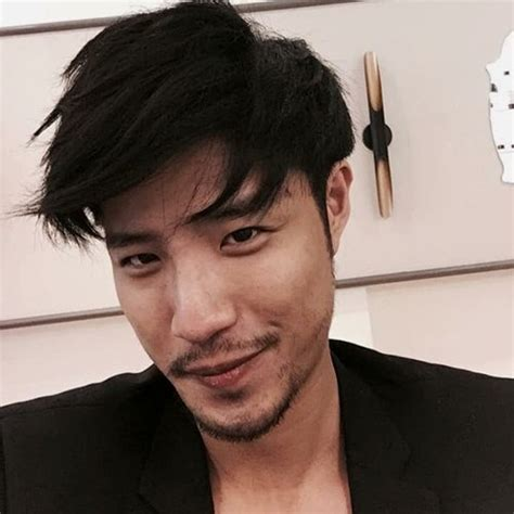 brand  asian men hairstyles