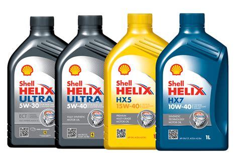 Shell Helix Car Engine Oil