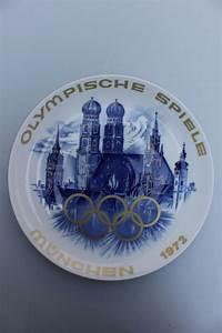 Ebay De München : wandteller olympische spiele m nchen 1972 porzellan manufaktur m nchen ebay ~ Orissabook.com Haus und Dekorationen