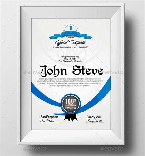 Foto copy sertifikat pelatihan satpam 5. 19 Contoh Desain Sertifikat Ijazah Penghargaan