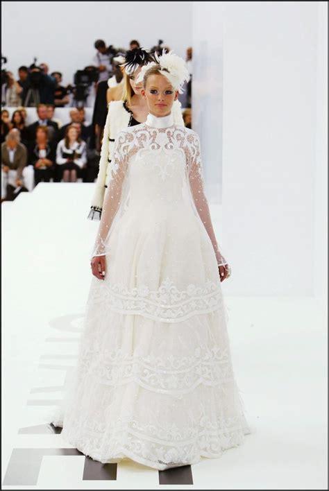 incredible chanel wedding dresses  created