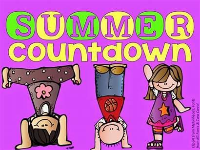Countdown Summer Break Spring Fun