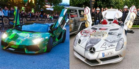 die coolsten autos der gumball