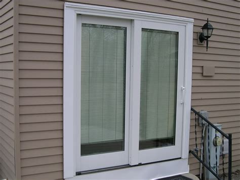 door with blinds inside charming pella sliding glass doors with blinds inside at