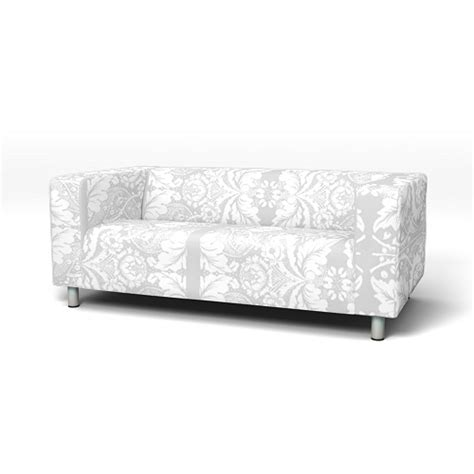 Klippan Sofa Cover Pattern by Slipcover For Ikea Klippan 2 Seater Sofa Everything Home