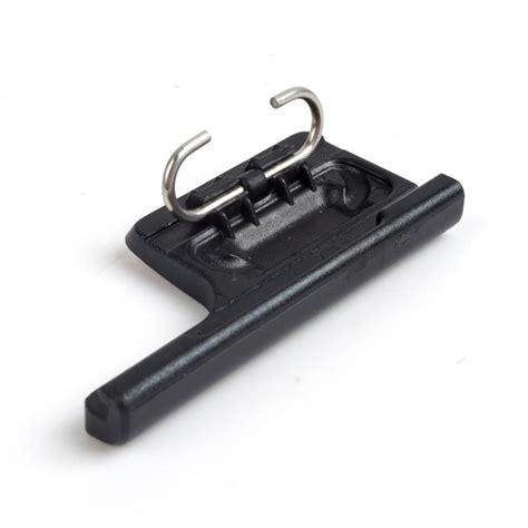 plastic backdoor clip lock buckle snap latch gopro
