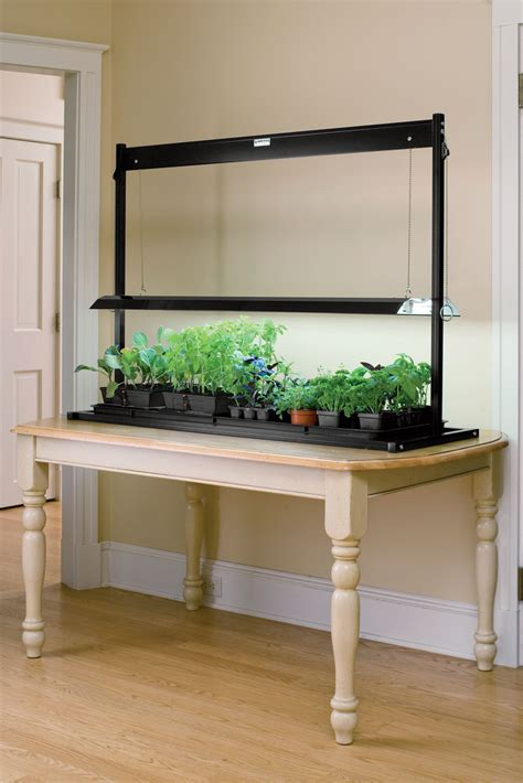 T5 Table Top Grow Lights - Made in the USA | Gardeners.com