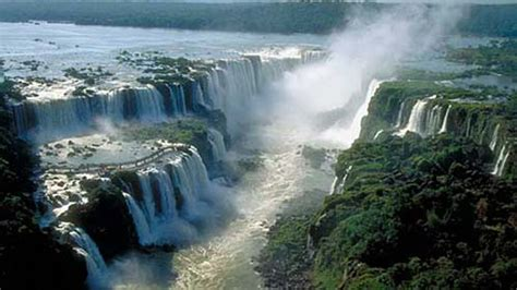 Iguazu Falls Brazil And Argentina ~ Must See How To