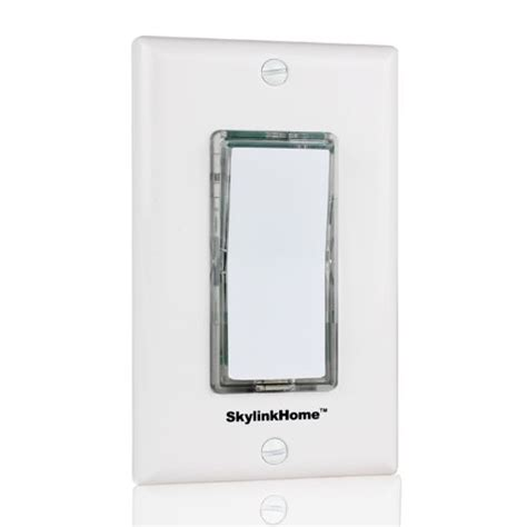 skylinkhome tb 318 wireless stick on or wall mounted