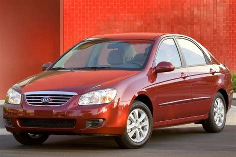 Used 2008 Kia Spectra For Sale