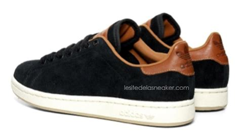 adidas stan smith ii black dispo le site de la sneaker