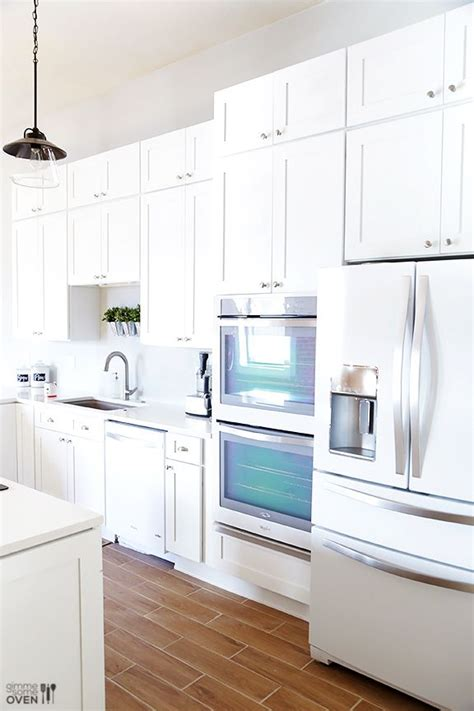 best 25 white kitchen appliances ideas on pinterest