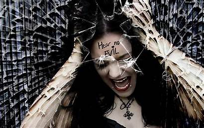 Gothic Evil Scary Wallpapers Dark Creepy Backgrounds
