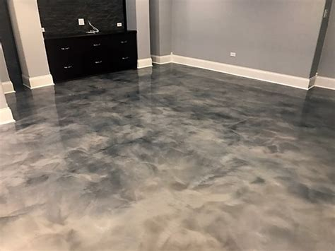 Floor Coating Images by Chicagoland Epoxy Floor Coatings Residential Commercial