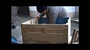 Hochbeet Aus Paletten : hortus creationis 14 hochbeet aus paletten youtube ~ Whattoseeinmadrid.com Haus und Dekorationen