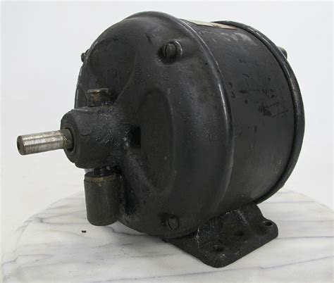 Antique Electric Motor by 1914 Antique Century Quot Invincible Quot 1 4 Hp Electric Split