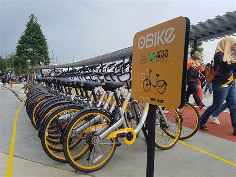 Grab Quietly Invests In Obike Lowyatnet