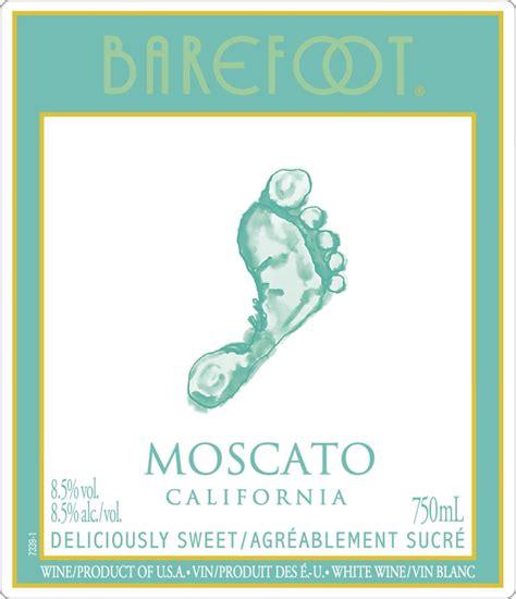 Barefoot Moscato 2012   Wine.com