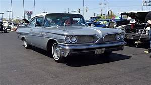 1959 Pontiac Catalina Sport Sedan In Silver Mist  U0026 Engine Sound On My Car Story With Lou