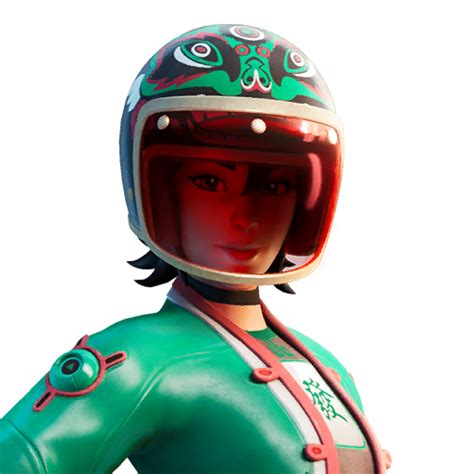 fortnite jade racer skin outfit pngs images pro game
