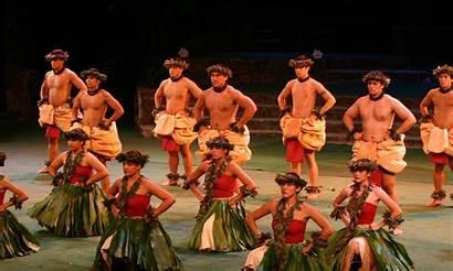 Hula Dance Hawaii Cultural Dancing Polynesian Center