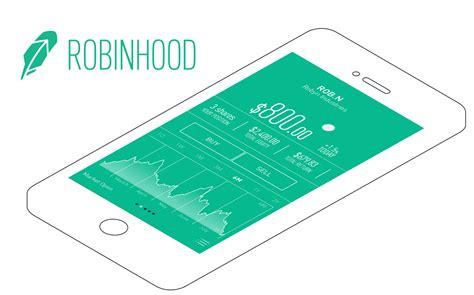 robinhood app  offer  commission stock trades