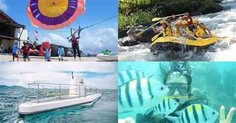 water sport bali tanjung benoa wisata bahari berasuransi