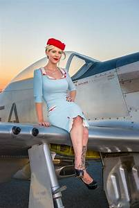 Mustang Pin Up : 155 best images about planes p51 mustang on pinterest luftwaffe models and philippine air ~ Maxctalentgroup.com Avis de Voitures