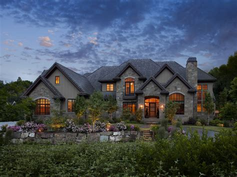 custom house design exteriors traditional exterior salt lake city by