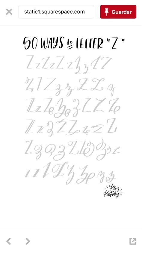 ways  letter images  pinterest