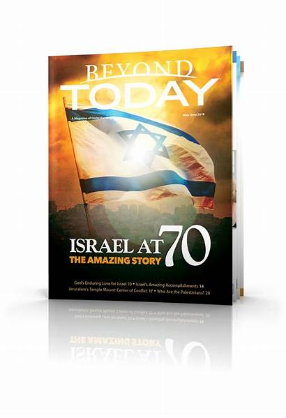Today Beyond June Magazine United Church God