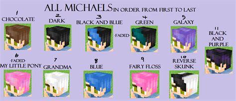 michael clifford   desc minecraft skin