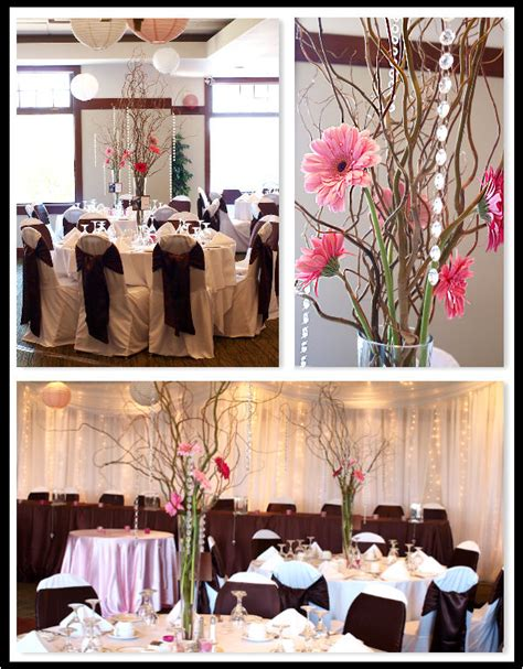 quilchena golf country club wedding decorations